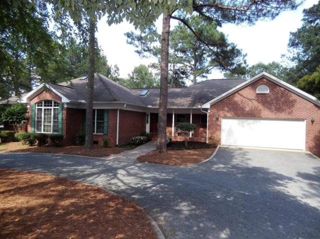 14 Sunset Drive, Whispering Pines, NC 28327 (MLS #185872) :: Pinnock Real Estate & Relocation Services, Inc.