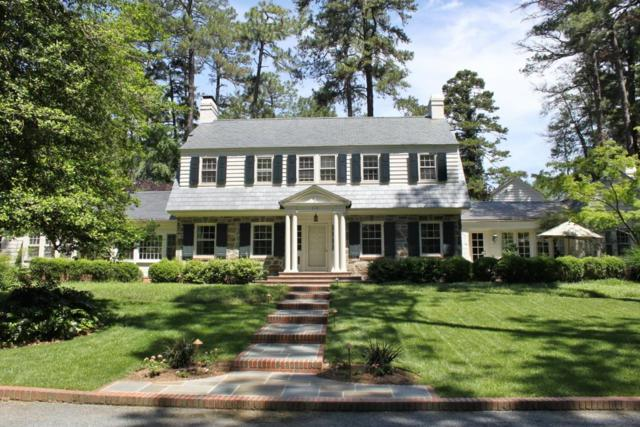 110 Highland, Southern Pines, NC 28387 (MLS #185892) :: Weichert, Realtors - Town & Country