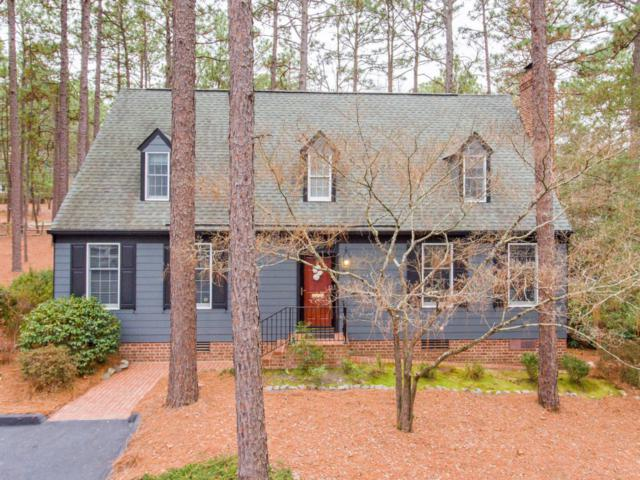 26 Village In The Woods, Southern Pines, NC 28387 (MLS #185900) :: Weichert, Realtors - Town & Country