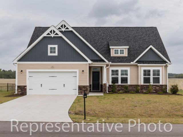 1295 Whitney Drive, Aberdeen, NC 28315 (MLS #185940) :: Pinnock Real Estate & Relocation Services, Inc.