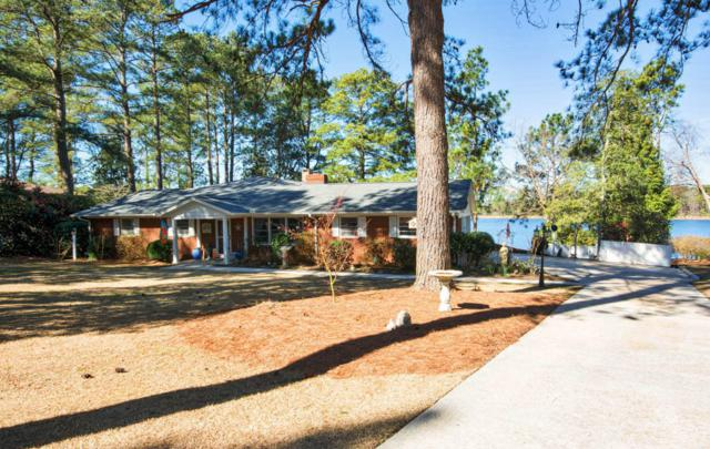 22 Pine Ridge Drive, Whispering Pines, NC 28327 (MLS #186004) :: Pinnock Real Estate & Relocation Services, Inc.