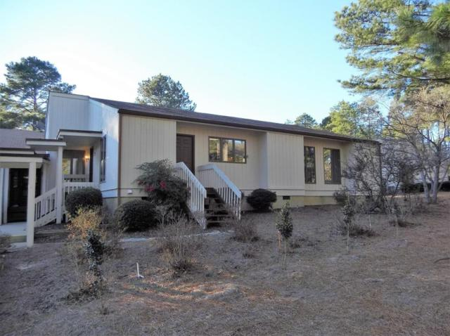 36 Martin Drive, Whispering Pines, NC 28327 (MLS #186020) :: Pinnock Real Estate & Relocation Services, Inc.