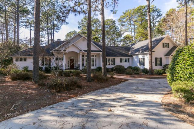 235 Pinyon Circle, Pinehurst, NC 28374 (MLS #186075) :: Pinnock Real Estate & Relocation Services, Inc.