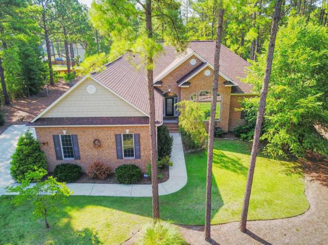 8 Winding Trail, Whispering Pines, NC 28327 (MLS #186101) :: Weichert, Realtors - Town & Country