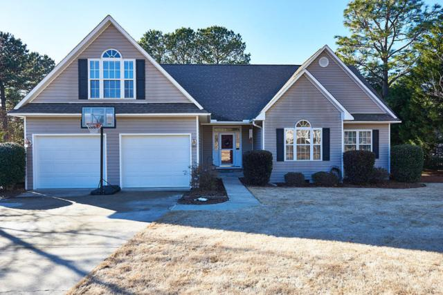 134 Loden Drive, Whispering Pines, NC 28327 (MLS #186131) :: Weichert, Realtors - Town & Country