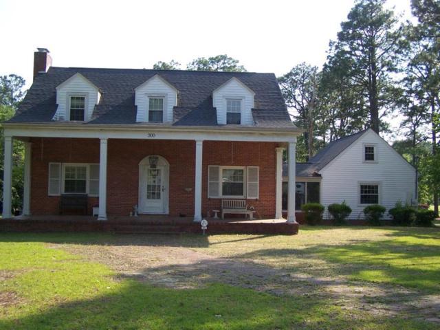 300 Dogwood Lane, Hamlet, NC 28345 (MLS #186150) :: Weichert, Realtors - Town & Country