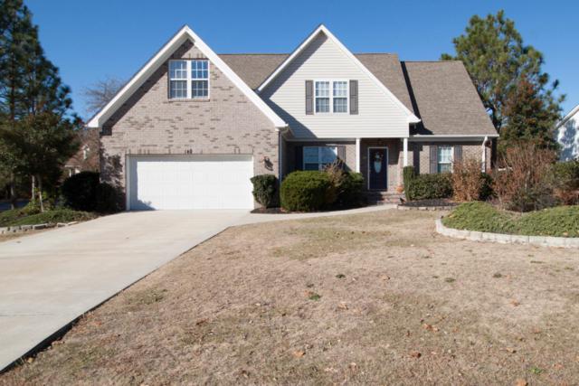 140 S Diamondhead Drive, Pinehurst, NC 28374 (MLS #186169) :: Weichert, Realtors - Town & Country