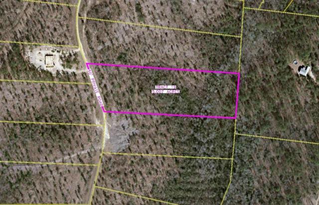 171 Arrowhead Trail, Rockingham, NC 28379 (MLS #186198) :: Weichert, Realtors - Town & Country