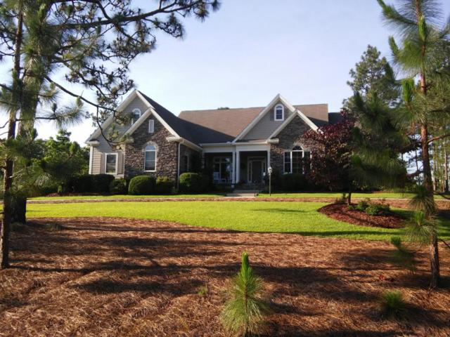 52 Woodland Circle, Jackson Springs, NC 27281 (MLS #186237) :: Weichert, Realtors - Town & Country