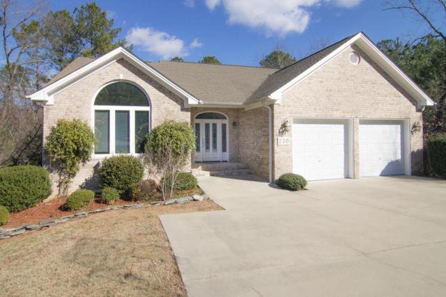 230 Sugar Pine Drive, Pinehurst, NC 28374 (MLS #186310) :: Weichert, Realtors - Town & Country
