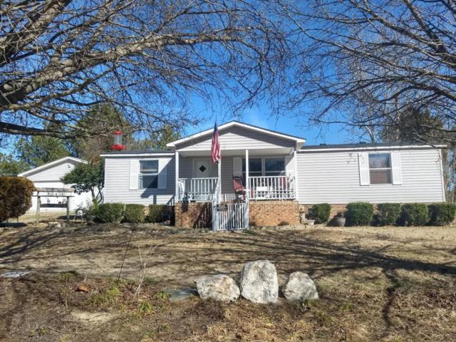 353 Wright Road, Vass, NC 28394 (MLS #186383) :: Weichert, Realtors - Town & Country