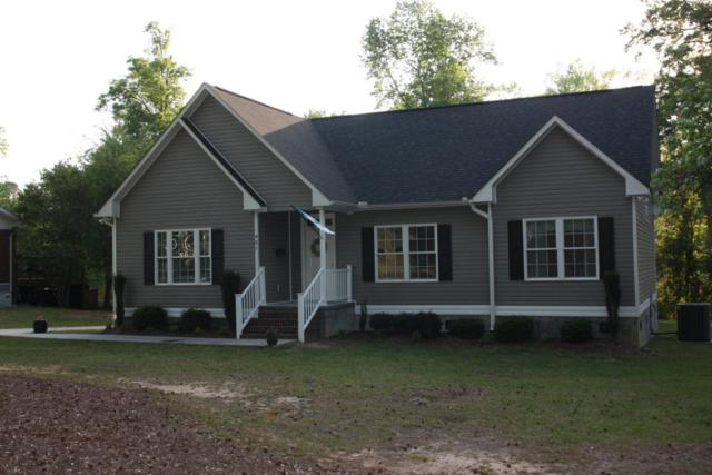 431 Curtis Drive, Rockingham, NC 28379 (MLS #186417) :: Weichert, Realtors - Town & Country