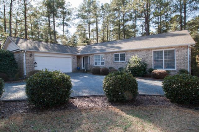 10 SW Lake Forest Drive, Pinehurst, NC 28374 (MLS #186439) :: Weichert, Realtors - Town & Country