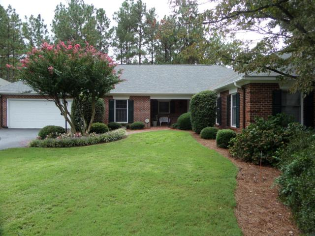 7 Middleton Place, Southern Pines, NC 28387 (MLS #186441) :: Weichert, Realtors - Town & Country