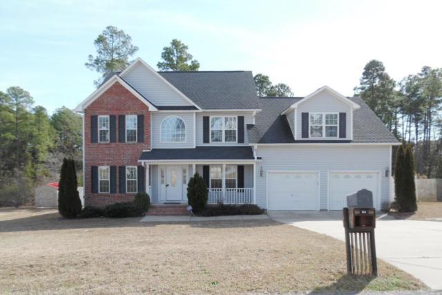 84 Lattimore Road, Cameron, NC 28326 (MLS #186450) :: Weichert, Realtors - Town & Country