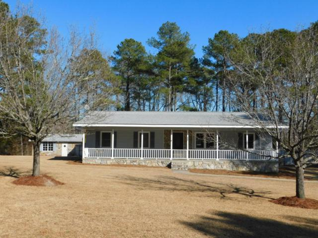 156 Lees Branch Road, Carthage, NC 28327 (MLS #186460) :: Weichert, Realtors - Town & Country