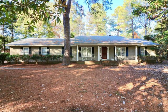 350 St. Andrews Drive, Pinehurst, NC 28374 (MLS #186465) :: Weichert, Realtors - Town & Country