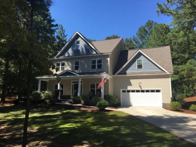 105 Selkirk Trail, Southern Pines, NC 28387 (MLS #186472) :: Weichert, Realtors - Town & Country