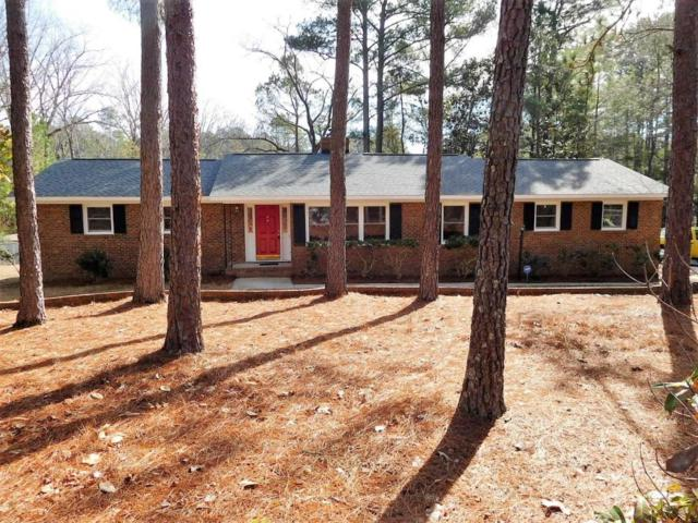 405 Kyloe Road, Southern Pines, NC 28387 (MLS #186489) :: Weichert, Realtors - Town & Country