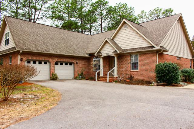 590 Fairway Drive, Southern Pines, NC 28387 (MLS #186562) :: Weichert, Realtors - Town & Country