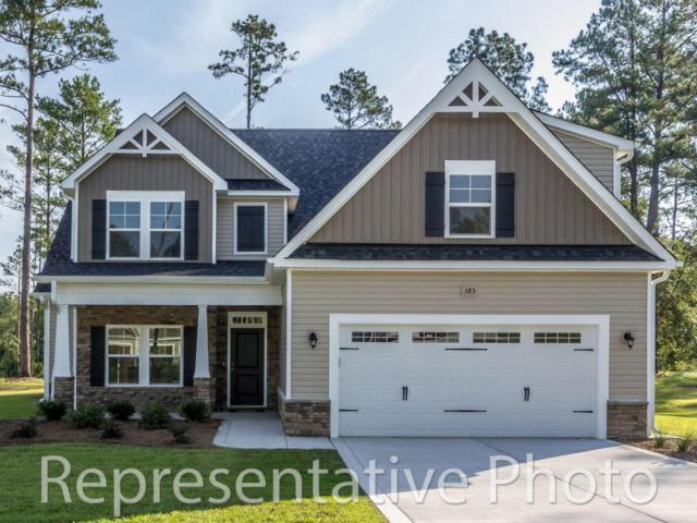 330 Parrish Ln, Whispering Pines, NC 28327 (MLS #186571) :: Weichert, Realtors - Town & Country