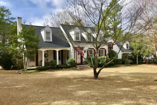 505 Rollins Avenue, Hamlet, NC 28345 (MLS #186586) :: Weichert, Realtors - Town & Country