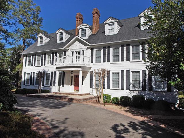 160 Palmetto Road, Pinehurst, NC 28374 (MLS #186634) :: Weichert, Realtors - Town & Country