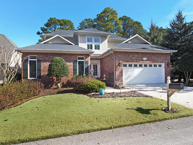 14 Lochwinnock Lane, Pinehurst, NC 28374 (MLS #186651) :: Weichert, Realtors - Town & Country