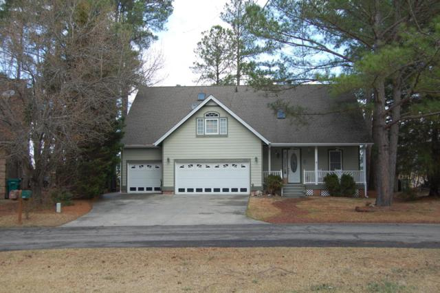 543 Ivy Circle, Vass, NC 28394 (MLS #186663) :: Weichert, Realtors - Town & Country