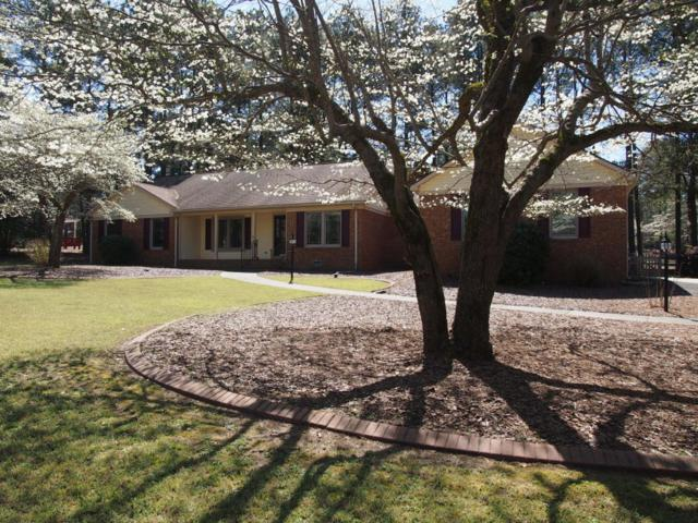 41 N Shamrock Drive, Foxfire, NC 27281 (MLS #186672) :: Weichert, Realtors - Town & Country