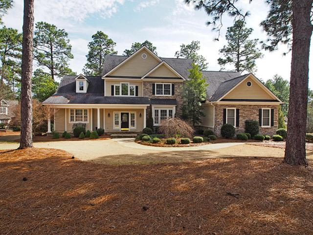 243 Strathaven Court, Pinehurst, NC 28374 (MLS #186751) :: Weichert, Realtors - Town & Country