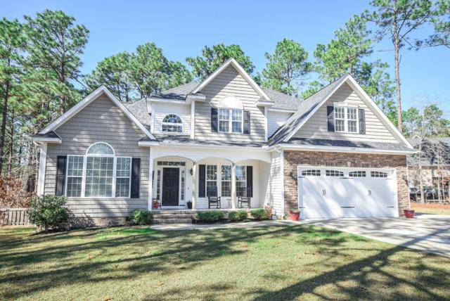 124 Harborview Drive, Sanford, NC 27332 (MLS #186795) :: Weichert, Realtors - Town & Country