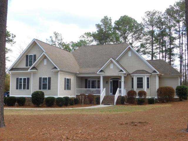 190 Royal Woods Way, Whispering Pines, NC 28327 (MLS #186819) :: Weichert, Realtors - Town & Country