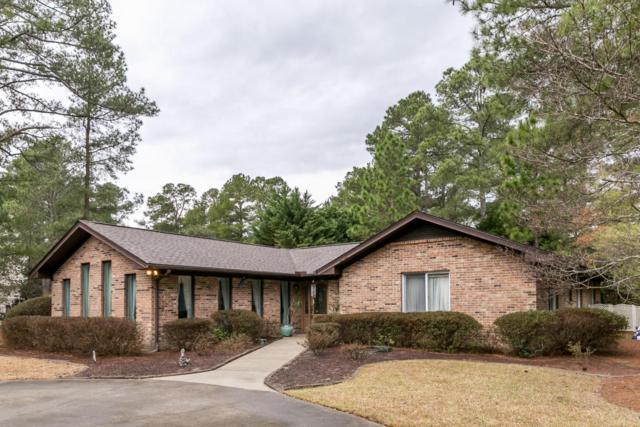 70 Oak Hills Road, Pinehurst, NC 28374 (MLS #186833) :: Weichert, Realtors - Town & Country