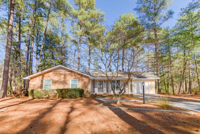 96 Lakeview Drive, Whispering Pines, NC 28327 (MLS #186864) :: Weichert, Realtors - Town & Country