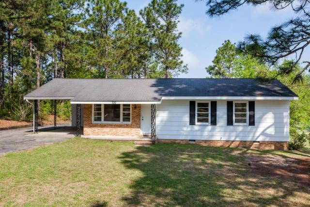 700 S Hardin Street, Southern Pines, NC 28387 (MLS #186896) :: Weichert, Realtors - Town & Country