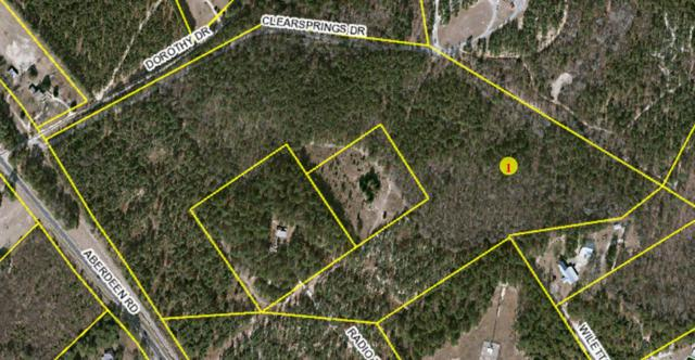 Tbd Poole Rd, Raeford, NC 28376 (MLS #186903) :: Weichert, Realtors - Town & Country