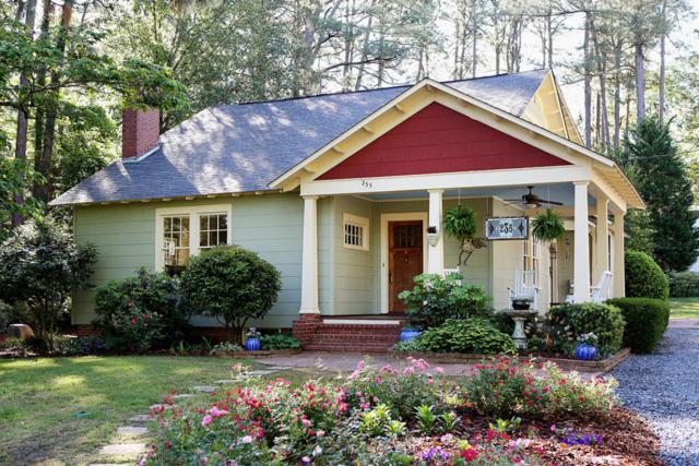 235 N Ridge Street, Southern Pines, NC 28387 (MLS #186918) :: Weichert, Realtors - Town & Country