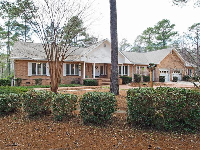 11 Lakewood Court, Whispering Pines, NC 28327 (MLS #186938) :: Weichert, Realtors - Town & Country