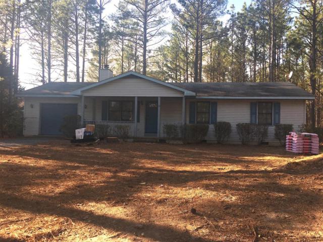 35 Sandhills Circle, Pinehurst, NC 28374 (MLS #186943) :: Weichert, Realtors - Town & Country