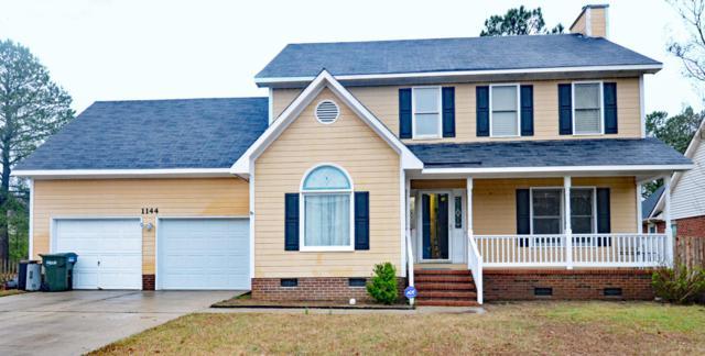 1144 Chestnut Wood Drive, Fayetteville, NC 28314 (MLS #186947) :: Weichert, Realtors - Town & Country