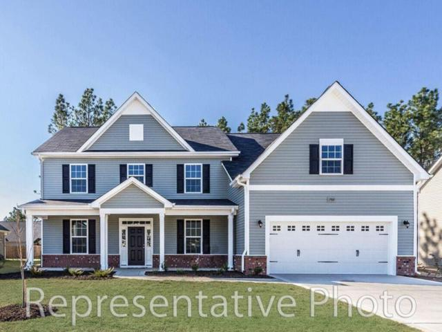 17 Banning Drive, Whispering Pines, NC 28327 (MLS #186963) :: Weichert, Realtors - Town & Country