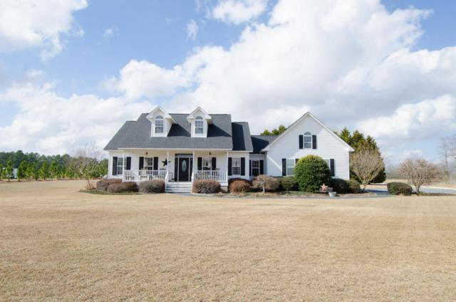 750 Carolina Road, Aberdeen, NC 28315 (MLS #186968) :: Pinnock Real Estate & Relocation Services, Inc.