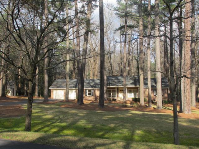 207 Boyd Lane, Southern Pines, NC 28387 (MLS #186980) :: Weichert, Realtors - Town & Country
