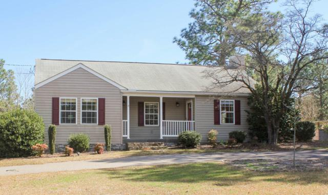 1445 Central Drive, Southern Pines, NC 28387 (MLS #187008) :: Weichert, Realtors - Town & Country