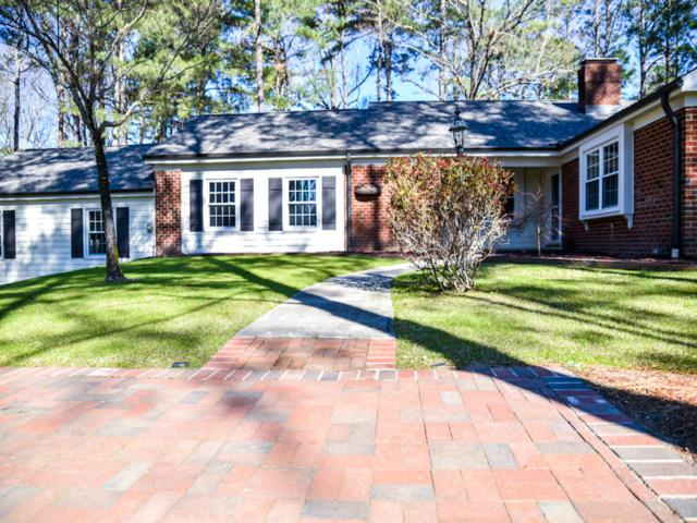 8 Martin Drive, Whispering Pines, NC 28327 (MLS #187011) :: Weichert, Realtors - Town & Country