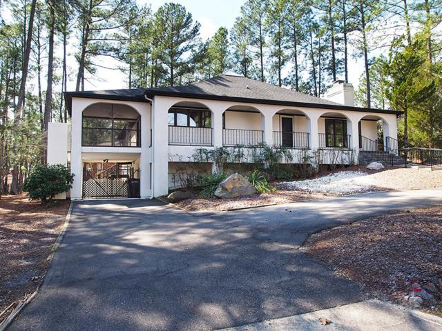 300 Pine Vista Drive, Pinehurst, NC 28374 (MLS #187051) :: Weichert, Realtors - Town & Country