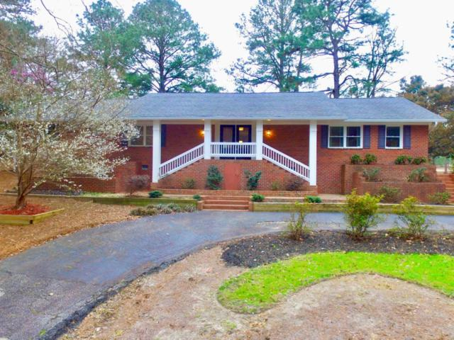 87 S Lakeshore Drive, Whispering Pines, NC 28327 (MLS #187064) :: Weichert, Realtors - Town & Country