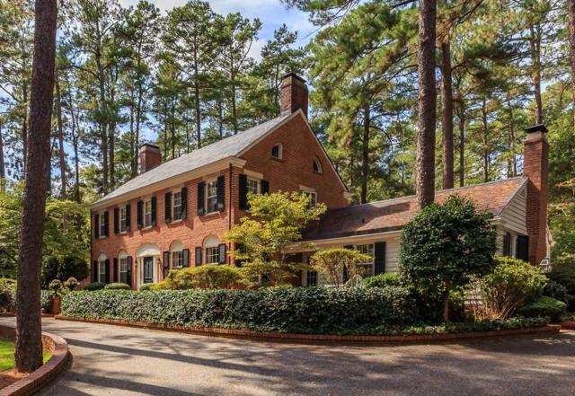 120 Highland, Southern Pines, NC 28387 (MLS #187069) :: Weichert, Realtors - Town & Country