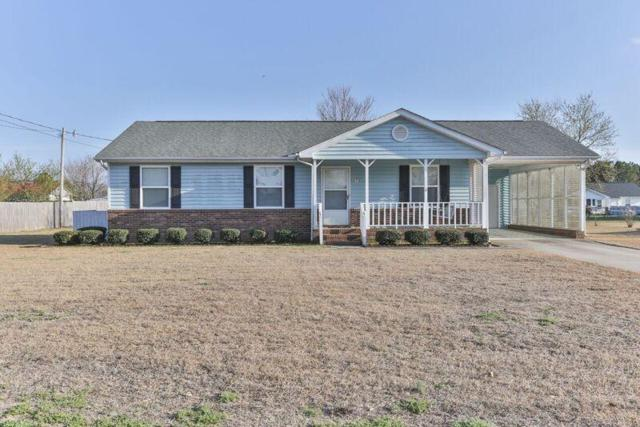 673 Old Cheraw Hwy, Rockingham, NC 28379 (MLS #187077) :: Weichert, Realtors - Town & Country
